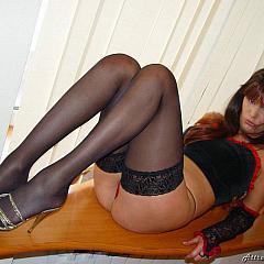 Pantyhose-Stockings hawt.
