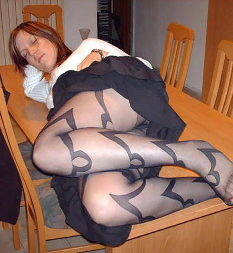 Agree, this amateur flashing stockings attentively