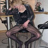 Goodies patterned pantyhose amateur.