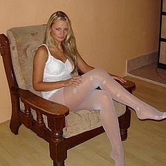 Pantyhose-Stockings cuties.