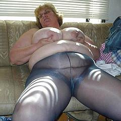 Pantyhose-Stockings fatty.