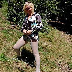 Pantyhose-Stockings light.