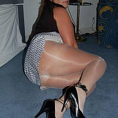Pantyhose-Stockings ladies.