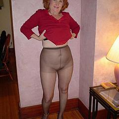 Pantyhose-Stockings aged.
