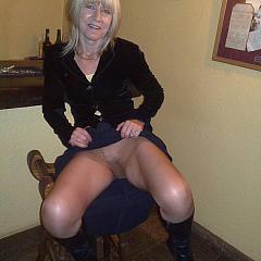 Pantyhose-Stockings amateurs.