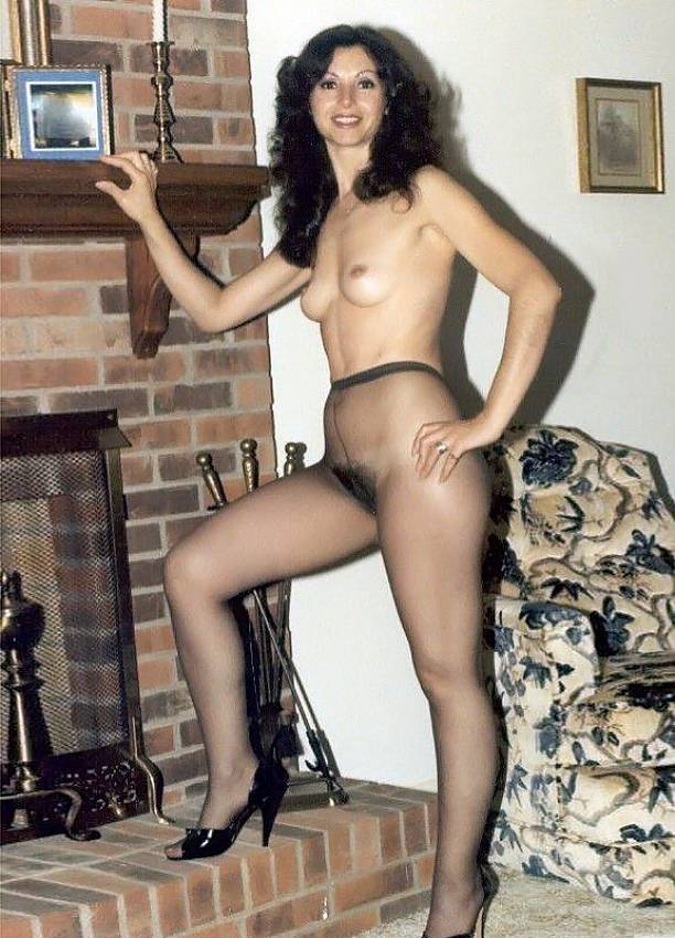 Nude porn high heels