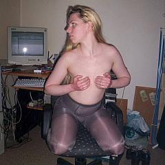 Pantyhose-Stockings gals.