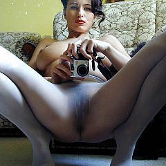 Pantyhose-Stockings seamless.