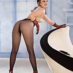 Pantyhose-Stockings glamour.