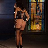 Hose makes those pleasing hotties look exceedingly sexy!